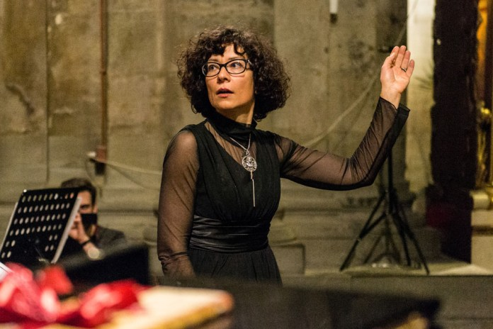 Il Maestro Gianna Ghiori