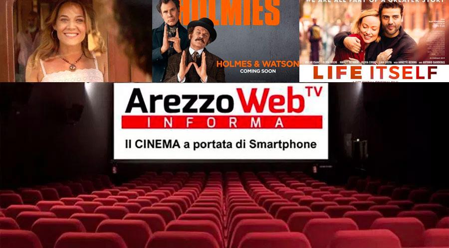 Il Cinema a portata di Smartphone: le uscite di questa settimana