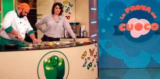 Chef Shady e Elisa Isoardi