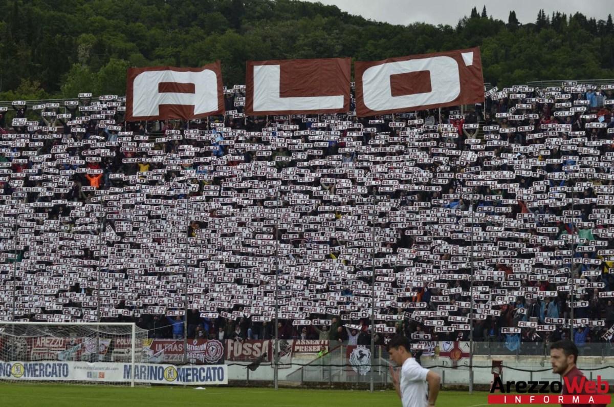 Arezzo-Viterbese 3-0 scopri tutte le emozioni della partita attraverso le nostre foto
