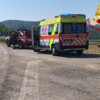 Incidente con lo moto: arresto cardiaco per un giovane ventenne