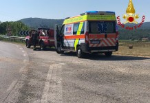 Cortona: uomo deceduto in un silos
