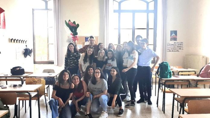 Studenti Liceo Vittorio Colonna