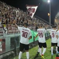 Arezzo-Roma 1-3 - foto