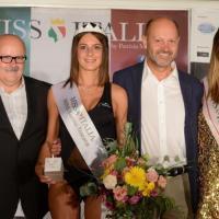Giulia Duranti di Arezzo vince la fascia di Miss Sorriso Toscana 2019