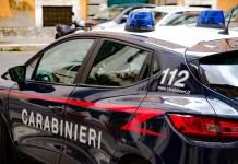 Bibbiena si scagliano contro i carabinieri intervenuti per sedare una lite: arrestati