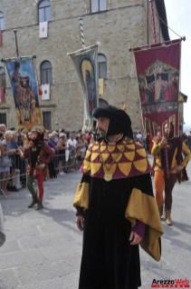 139ma Giostra del Saracino - Sfilata - 009