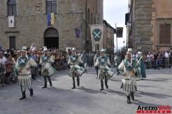 139ma Giostra del Saracino - Sfilata - 015