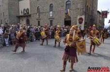 139ma Giostra del Saracino - Sfilata - 024
