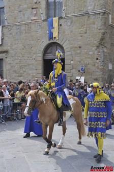 139ma Giostra del Saracino - Sfilata - 029