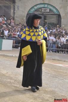 139ma Giostra del Saracino - Sfilata - 062