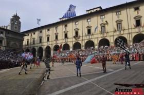 139ma Giostra del Saracino - Sfilata - 069