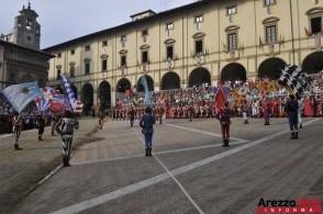 139ma Giostra del Saracino - Sfilata - 070