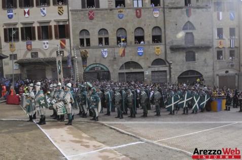 139ma Giostra del Saracino - Sfilata - 089