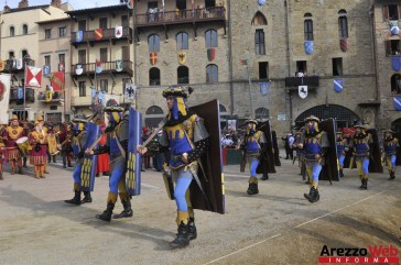 139ma Giostra del Saracino - Sfilata - 095