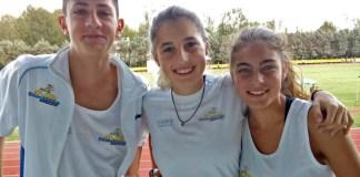 L'Alga EtruscAtletica festeggia tre medaglie tra Faenza e Modena