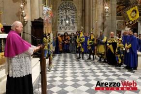 GIOSTRA DEL SARACINO - Te deum Santo Spirito - 08