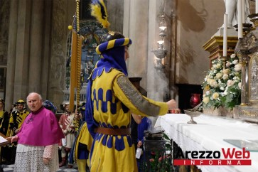 GIOSTRA DEL SARACINO - Te deum Santo Spirito - 12