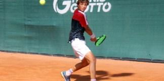 Pietro Pampanin è campione d'Italia Under16 al Tennis Giotto