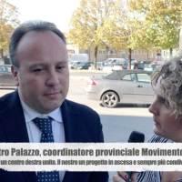 """Simon Pietro Palazzo, coordinatore provinciale Movimento per Toti: """"Avanti tutta per un centro destra unito. Il nostro un progetto in ascesa e sempre più condiviso. Amministrative 2020? Ghinelli bis, senza nessun dubbio"""""""
