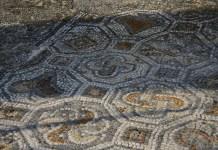 mosaico - foto di archivio