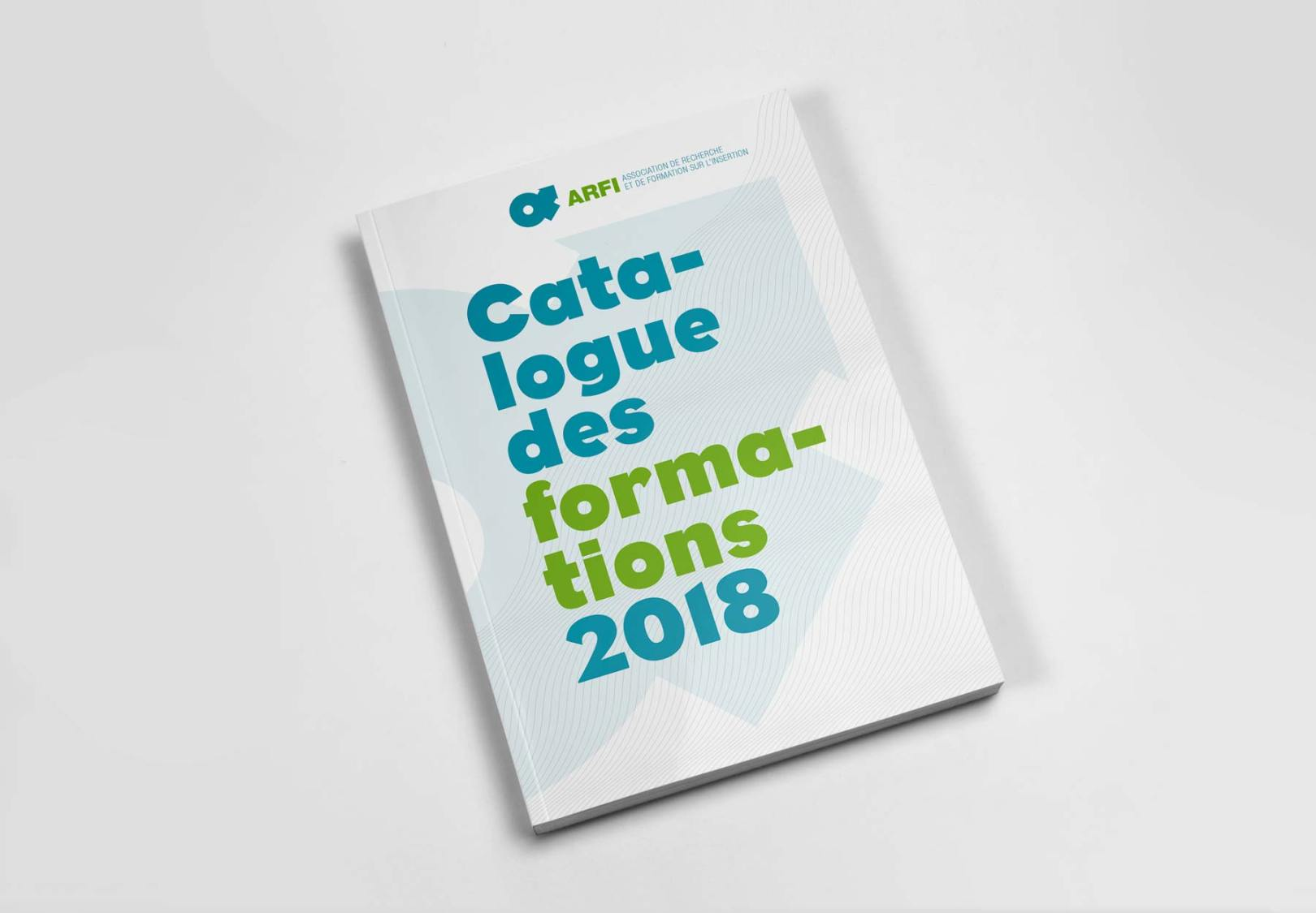 Publication Catalogue des formations de l'ARFI 2018