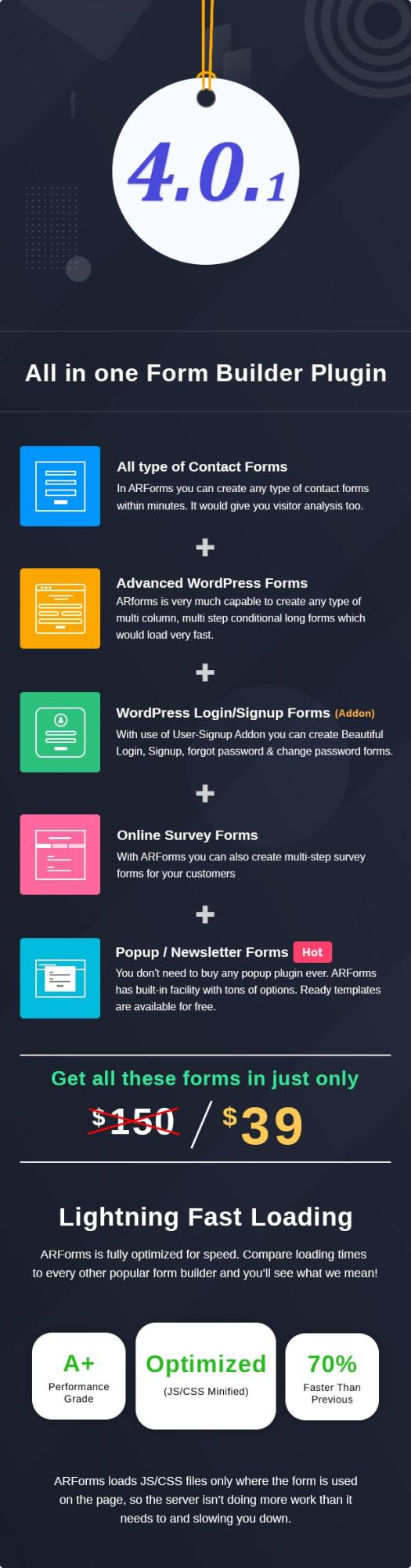 ARForms: WordPress Form Builder Plugin - 6