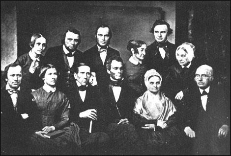 American Anti Slavery Society Founders