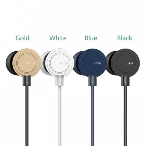 UiiSii HM13 Wired In-Ear Headphone with Mic