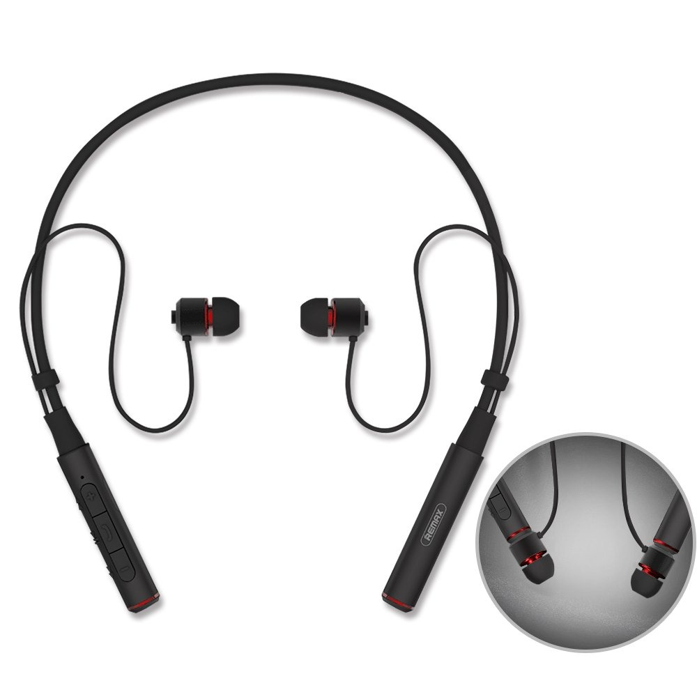 Remax - RB-S6 Bluetooth 4.1 Wireless Stereo Neckband