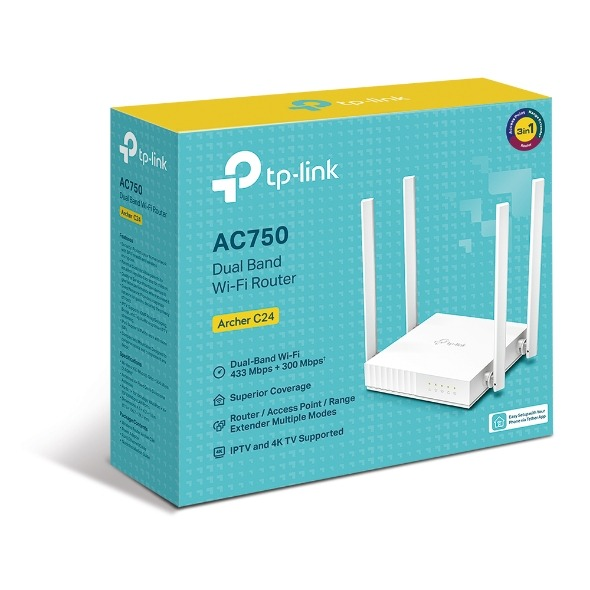 TP-Link Router C24