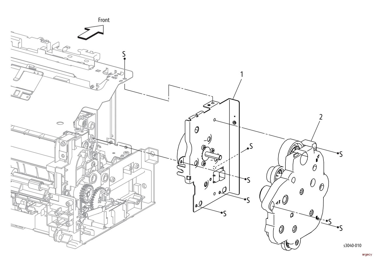 Xerox Workcentre Parts