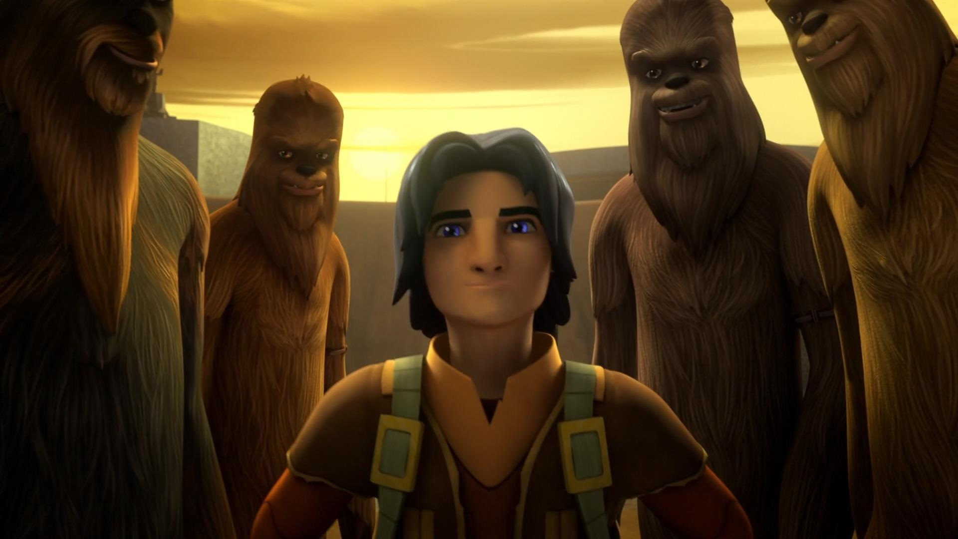 ARGENTeaM Star Wars Rebels 2014 S01E01 Spark Of