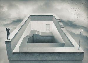 Impossible Escape by Erik Johansson