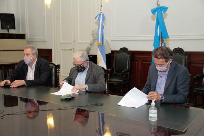 Katopodis anunció obras para la Universidad de Buenos Aires |  Argentina.gob.ar