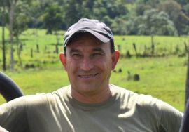 Ecologia.Jefe de Guardaparques Salto Encantado
