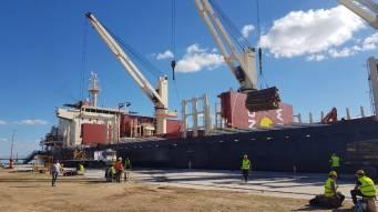 Logistica Puerto Entre Rios