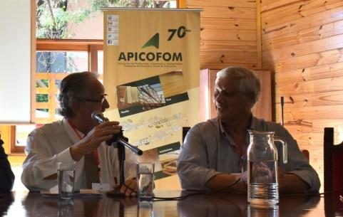 Pedro Reyna y Guillermo Fachinello