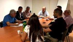 Reunión en Industria 2