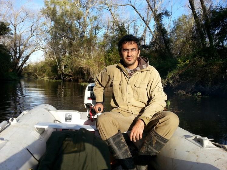 3 DV Relevamiento Ciervo de los Pantanos Delta