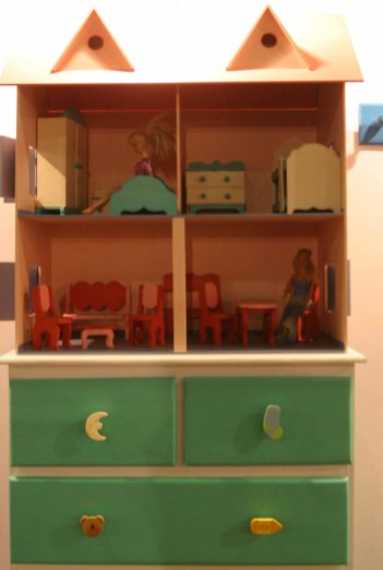 40 Niños Muebles Madera 1