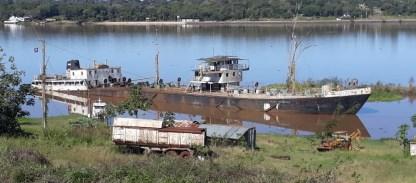 Barco Varado en Puerto de Campichuelo (10 de julio3)