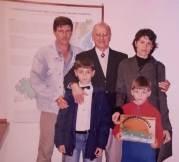 Segismundo Welcz Familia