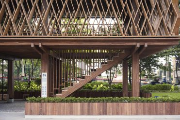 Indonesiar-SHAU_-Architect-SHAU-Microlibrary-Warak-Kayu_SHAU_close-up