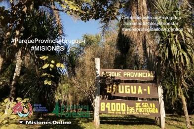Misiones AP Parque Provincial Uruguai