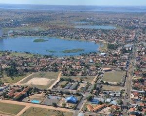 Tres Lagoas capital de la celulosa