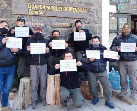 Mendoza Guardaparques 1