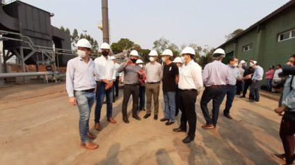 MM Bioenergia Inauguracion Oficial