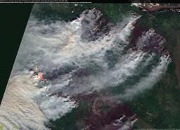 Wildfires Apocalypse Russia
