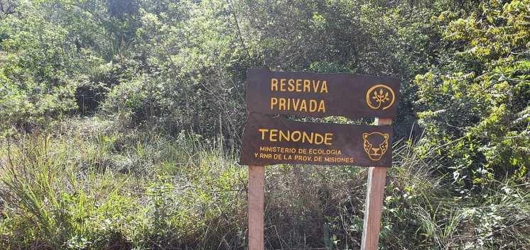 Reserva Privada Tenonde Fundacion Habitad y Desarrollo